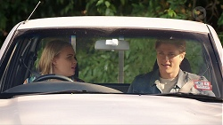 Xanthe Canning, Cassius Grady in Neighbours Episode 7928
