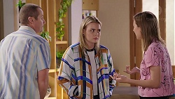 Toadie Rebecchi, Xanthe Canning, Piper Willis in Neighbours Episode 7929