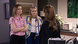Piper Willis, Xanthe Canning, Terese Willis in Neighbours Episode 7929