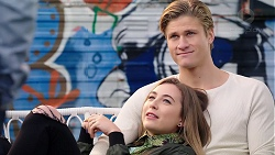 Cassius Grady, Piper Willis in Neighbours Episode 7930