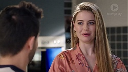 David Tanaka, Chloe Brennan in Neighbours Episode 7930