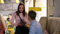 Bea Nilsson, Mark Brennan in Neighbours Episode 7930