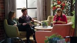 Piper Willis, Ned Willis, Terese Willis in Neighbours Episode 7931