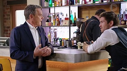Paul Robinson, Ned Willis in Neighbours Episode 7932