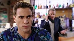 Aaron Brennan, Paul Robinson in Neighbours Episode 7932
