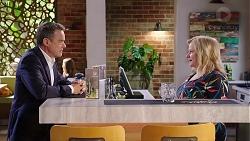Paul Robinson, Sheila Canning in Neighbours Episode 7932