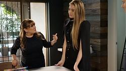 Terese Willis, Chloe Brennan in Neighbours Episode 7933