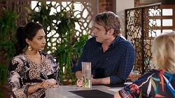 Dipi Rebecchi, Gary Canning, Sheila Canning in Neighbours Episode 7933