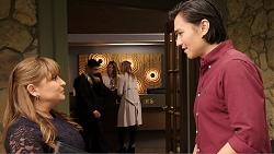 Terese Willis, Leo Tanaka in Neighbours Episode 7933