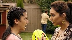 Yashvi Rebecchi, Dipi Rebecchi in Neighbours Episode 7933
