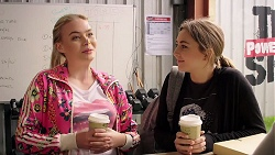 Xanthe Canning, Piper Willis in Neighbours Episode 7934