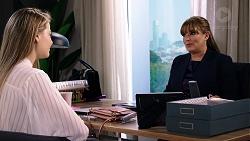 Chloe Brennan, Terese Willis in Neighbours Episode 7934
