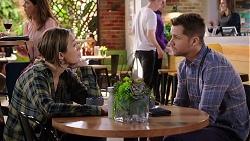 Sonya Mitchell, Mark Brennan in Neighbours Episode 7935