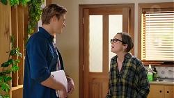 Cassius Grady, Sonya Mitchell in Neighbours Episode 7935