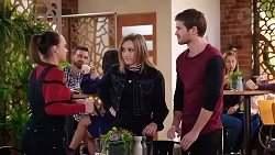 Bea Nilsson, Piper Willis, Ned Willis in Neighbours Episode 7935