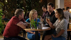 Gary Canning, Xanthe Canning, Shane Rebecchi, Amy Williams in Neighbours Episode 7936