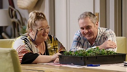 Jemima Davies-Smythe, Karl Kennedy in Neighbours Episode 7936