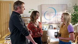 Gary Canning, Amy Williams, Xanthe Canning in Neighbours Episode 7937
