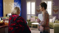 Jemima Davies-Smythe, Susan Kennedy in Neighbours Episode 7937