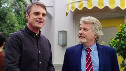 Gary Canning, Thomas Hewes-Belten in Neighbours Episode 7937