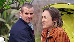 Toadie Rebecchi, Sonya Mitchell in Neighbours Episode 7937