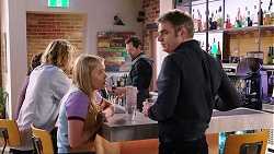 Xanthe Canning, Shane Rebecchi, Gary Canning in Neighbours Episode 7938