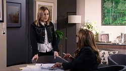 Piper Willis, Terese Willis in Neighbours Episode 7938