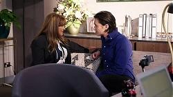 Terese Willis, Leo Tanaka in Neighbours Episode 7938