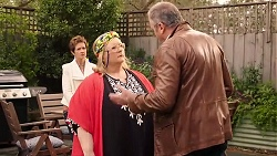 Susan Kennedy, Jemima Davies-Smythe, Karl Kennedy in Neighbours Episode 7938
