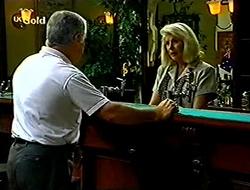 Lou Carpenter, Madge Bishop in Neighbours Episode 2790