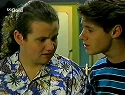 Toadie Rebecchi, Lance Wilkinson in Neighbours Episode 2790