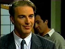 Tax Inspector, Karl Kennedy in Neighbours Episode 2790
