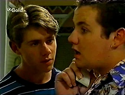 Lance Wilkinson, Toadie Rebecchi in Neighbours Episode 2790