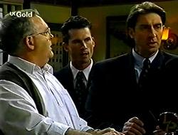 Harold Bishop, Police Officer in Neighbours Episode 2790