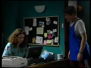Hannah Martin, Lance Wilkinson in Neighbours Episode 3175