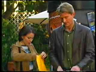 Libby Kennedy, Mike Healy in Neighbours Episode 3175