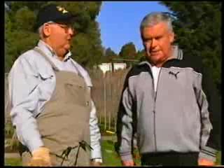 Harold Bishop, Lou Carpenter in Neighbours Episode 3175