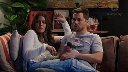 Elly Conway, Mark Brennan in Neighbours Episode 7939