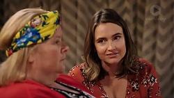 Jemima Davies-Smythe, Amy Williams in Neighbours Episode 7939
