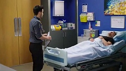 David Tanaka, Dilhan Ozdil in Neighbours Episode 7939
