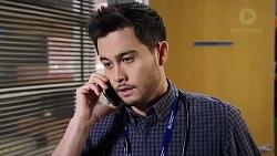 David Tanaka in Neighbours Episode 7939