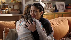 Dipi Rebecchi, Yashvi Rebecchi in Neighbours Episode 7942