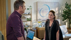 Gary Canning, Nance Sluggett in Neighbours Episode 7943