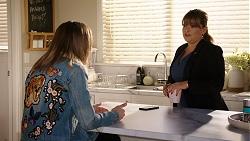 Piper Willis, Terese Willis in Neighbours Episode 7944
