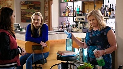 Bea Nilsson, Xanthe Canning, Sheila Canning in Neighbours Episode 7944