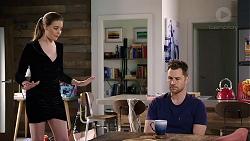 Chloe Brennan, Mark Brennan in Neighbours Episode 7945