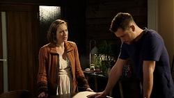 Sonya Mitchell, Mark Brennan in Neighbours Episode 7947