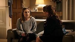 Piper Willis, Terese Willis in Neighbours Episode 7947