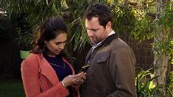 Dipi Rebecchi, Shane Rebecchi in Neighbours Episode 7947