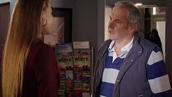 Chloe Brennan, Karl Kennedy in Neighbours Episode 7949